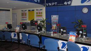 Hệ thống xếp hàng tự động VNPT