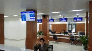Hệ thống xếp hàng cho ngân hàng